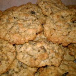 The Best Oatmeal Raisin Cookie You Never Had recipe