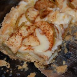 Apple Cream Cheese Breakfast Bars recipe