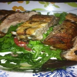 Grilled Pork Ribs Florentine Style (Rostinciana) recipe