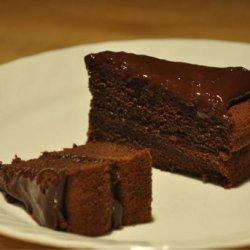 Diet Chocolate Cake recipe