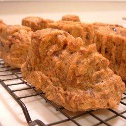 Kristi's Gluten Free Fruit Cake Cakelets recipe