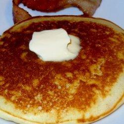 WW Fluffy Lemon Ricotta Pancakes recipe