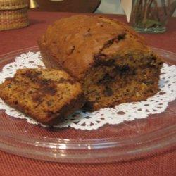 Banana Bread (Low Fat, Low Sugar, Whole Wheat) recipe