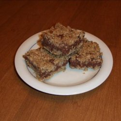 Chocolate Oat Bars recipe