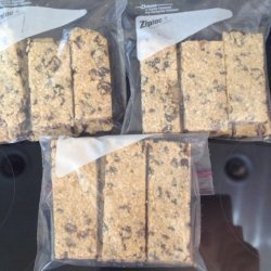 Easy Gluten Free Granola Bars recipe