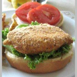 Taste of Home Ultimate Chicken Sandwiches recipe