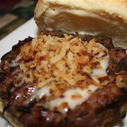 Crunchy Coconut and Lime Burgers recipe