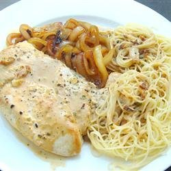 Meghann's Chicken Scallopini recipe