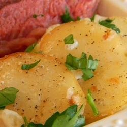 Old Irish Scalloped Potatoes recipe