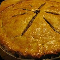 Vegetarian Tourtiere recipe