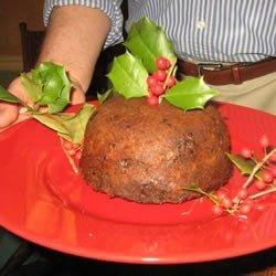 Plum Pudding II recipe