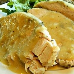 Roasted Turkey Breast With Herbs recipe