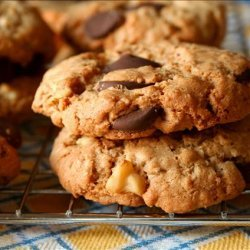 Oatmeal Chocolate Chip Cookies (From Eating Well) recipe