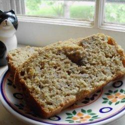 Healthy Banana Nut Bread recipe