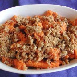 Pecan Sweet Potato Platter recipe