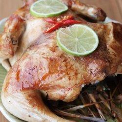 Roasted Lemongrass Chicken recipe