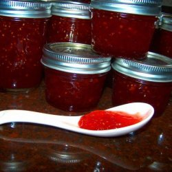 Red Hot Pepper Jam for Those That Like It  Real Hot!!!!!!!!!! recipe