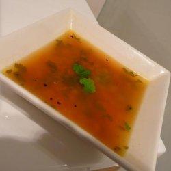 Tomato Rasam Soup recipe
