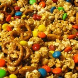 Cherie's Caramel Corn recipe