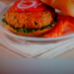 Tuna Burger recipe