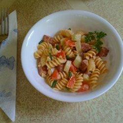 Grammie's Macaroni Salad recipe