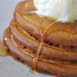 Grandma's Pancakes recipe