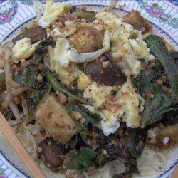 Veggie Pad Thai recipe