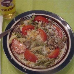 Roast Beef Pasta Skillet recipe
