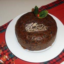 Mum's Christmas Pudding recipe