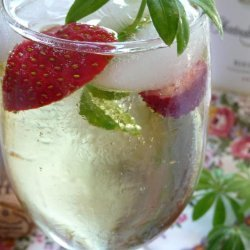 May Wine Punch With Sweet Woodruff (Mai Bowle) recipe