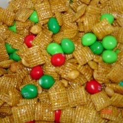 Holiday Party Mix recipe