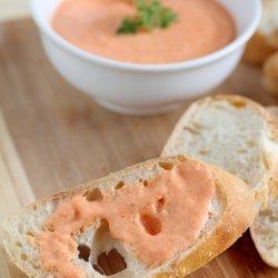Red Pepper-cheese Dip recipe
