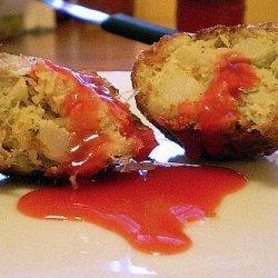 Fish Cakes, Portuguese-Style recipe