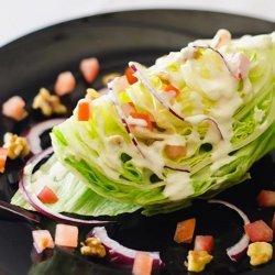 Raw Vegan Wedge Salad recipe