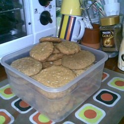 Crispy Oatmeal Cookies, Petit-Fort recipe