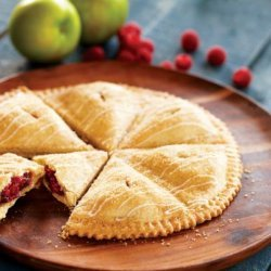 Triple Berry Apple Hand Pie recipe