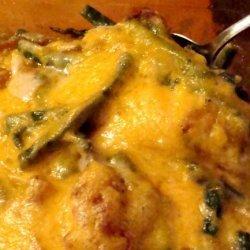 Paula Deen's Green Bean Casserole recipe