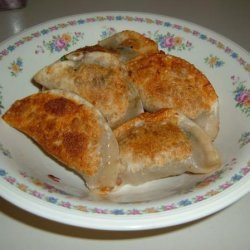 Tongg's Chinese Dumpling recipe (Gau Gee) recipe