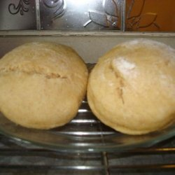 Whole Wheat Yeast Biscuits recipe