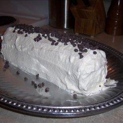 Chocolate Mint Icebox Cake recipe
