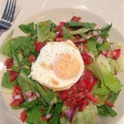 Salade Lyonnaise recipe