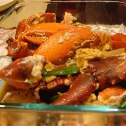 Cantonese Style Lobster recipe