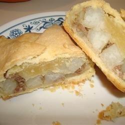 Cornish Pastie II recipe