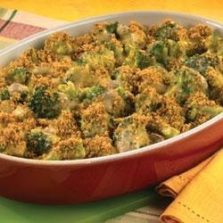Campbell's Kitchen Broccoli and Cheese Casserole recipe