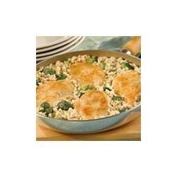 Chicken and Rice Dinner recipe