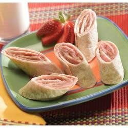 Peanut Butter and Jelly Roll-Ups recipe