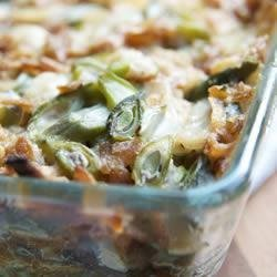 Green Bean Casserole by Kikkoman recipe