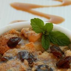 English Bread Pudding recipe