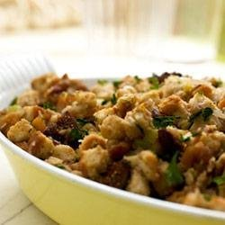 Chestnut, Fig and Honey Stuffing recipe