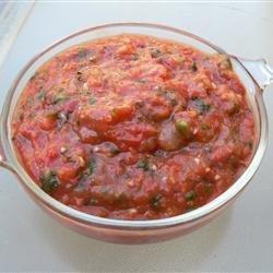 Roasted Tomato Salsa II recipe